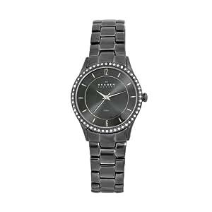 Skagen Women's 347SMXM Sports Grey with Glitz Watch