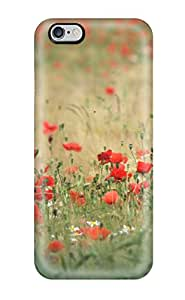 XThWhsy4995ufMZJ Tpu Case Skin Protector For Iphone 6 Plus Flower With Nice Appearance