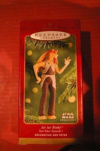 Star Wars Jar Jar Binks Hallmark Keepsake Ornament