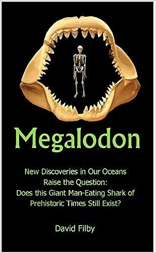 Livres En Ligne Gratuits A Lire Megalodon Once Thought To