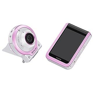 Casio compact digital camera EXILIM EX-FR100L (Pink)--JAPAN IMPORT