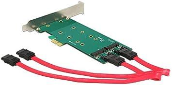 Delock Pcie X1 2 X M 2 Key B Low Profile Form Faktor Elektronik