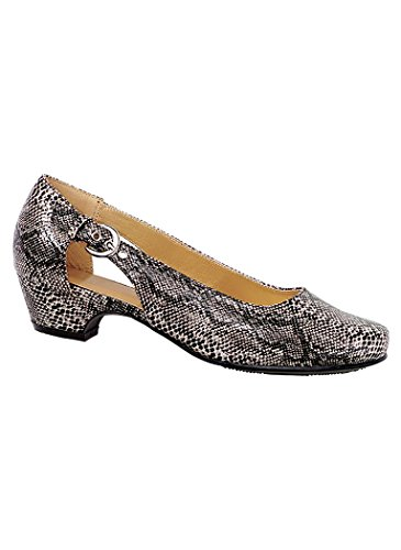 - AngelSteps Women's Adult Naomi Footwear Dress Shoes 10 Medium US Women/Snake