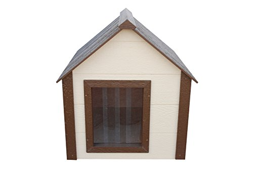Climate Master Insulated Large Dog House by Northland Pet...