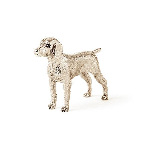 (German Short Haired Pointer Made in UK Artistic Style Dog Figurine Collection)