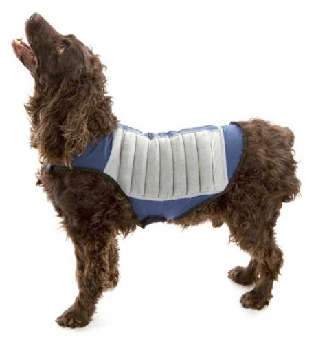 Cool K-9 Evaporative Cooling Dog Reflective Safety Vest – Medium, My Pet Supplies