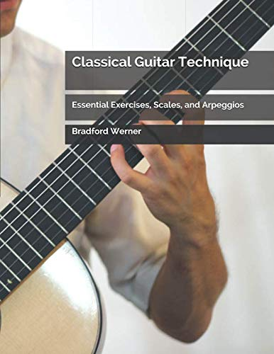 Killer Technique Classical Guitar Exercises LEARN TO PLAY Tutor Music Book