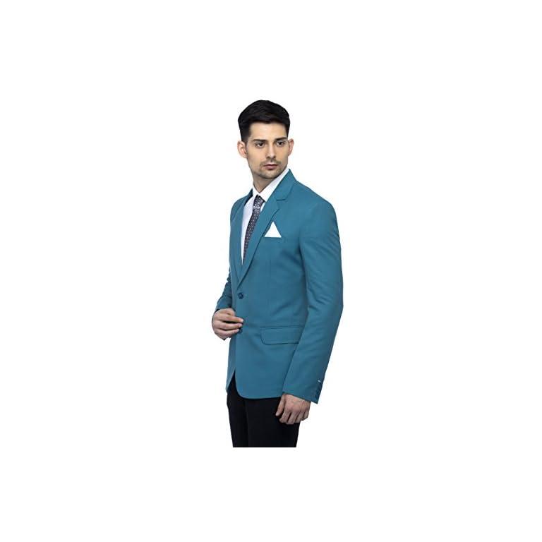 41y3Ykbyp L. SS768  - FAVOROSKI Men's Blazers - Turkish Green