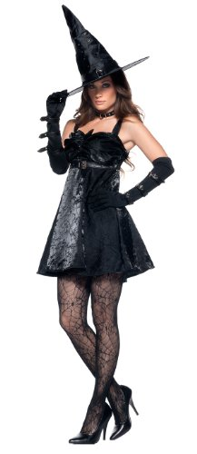 Spellbound Witch Adult Costume Size 4-6 (Spellbound Witch Costumes)
