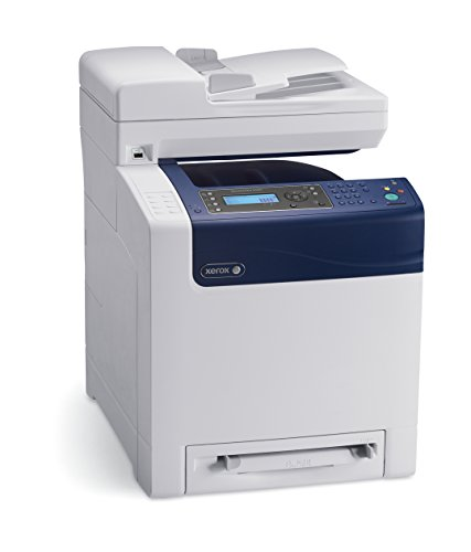 Xerox WorkCentre 6505/DN Color Multifunction Printer- Automatic Duplexing (Color Printers Photo Laser Xerox)