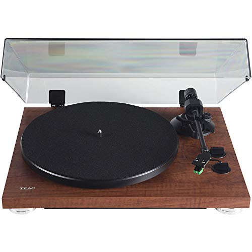 Teac TN-300SE-WA Analog Belt Drive Turntable, Walnut for sale  Delivered anywhere in USA