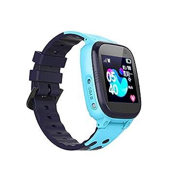 Reloj Inteligente Impermeable para niños con rastreador GPS ...