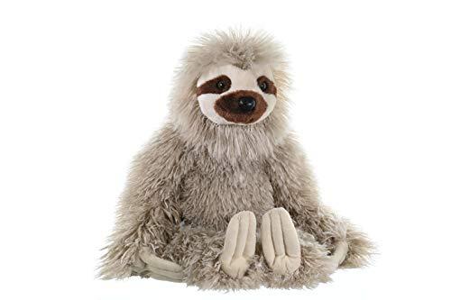 Wild Republic Cuddlekin Three Toed Sloth Plush  12 inch