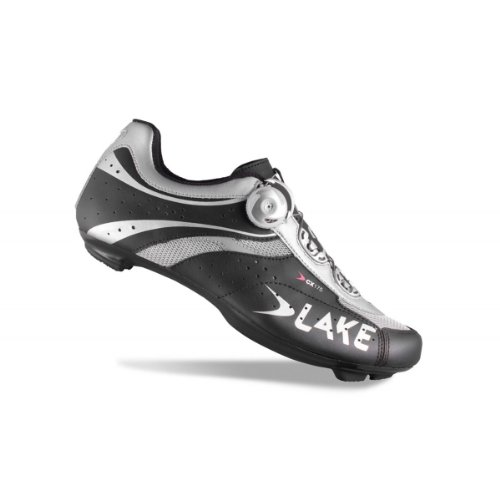 Lake cx175-w zapatos Black