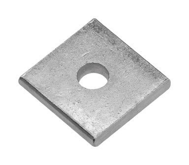 Unistrut Strut Square Washer 3/8