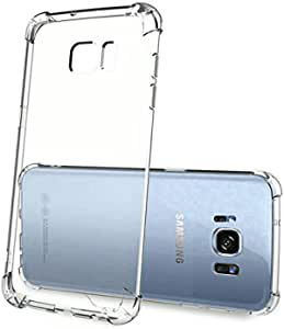 Gorilla Armor Cover, Samsung S8 Plus, Transparent, Anti- Shock, And Scratch Resistant, Clear