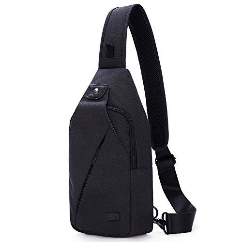 (Hikpacker Sling Shoulder Crossbody Bag Travel Hiking Daypack For Men Or Women)