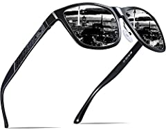 ATTCL United States Trademark Office registration number : 4875622 ATTCL provide the most high quality and fashionable,The coolest sunglasses. Please pay attention more ATTCL Brand, You will find more surprises! Brand: ATTCLLens: 100% UV400 P...