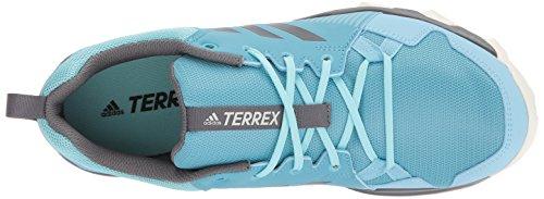 Adidas Outdoor Donna Terre Tracerocker W Trail Scarpa Da Corsa Blu Vapore / Grigio Quattro / Blu Ghiaccio