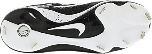 Negro Blanco Nike Metal Mujer hyperdiamond tacos de béisbol Pro 4pqAaSpZz
