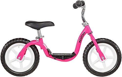 KaZAM v2e No Pedal Balance Bike, 12-Inch, Pink -  Kazam, LLC., KZM14EPK
