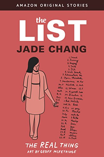 The List (The Real Thing collection) cover