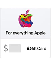 Apple Gift Card - App Store, iTunes, iPhone, iPad, AirPods, MacBook, accessories and more (Email Delivery)