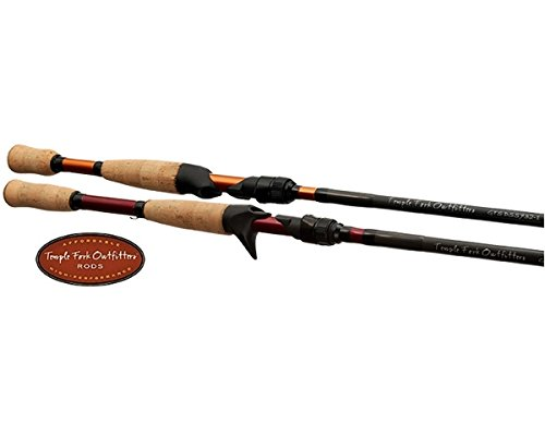 Gary Loomis Tactical Series Travel Casting Rod, GTS TRC884-4 by Temple Fork Outfitters