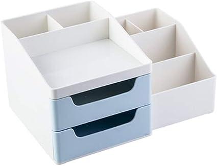 Porta tarjetas Estuche para tarjetas de escritorio, caja de ...