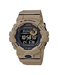 Casio G-Shock GBD800UC-5 G-Squad - Reloj para hombre (resina, 49,5 mm), color café