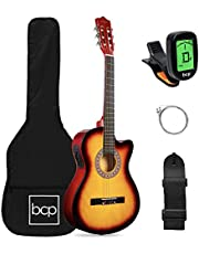 Best Choice Products Beginner Acoustic Electric Guitar Starter Set