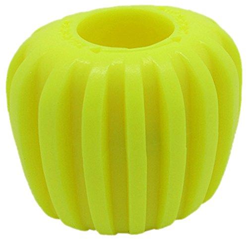 Scuba Choice Scuba Diving Tank Cylinder Valve Knob - Oval shape, Yellow