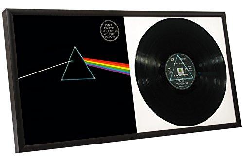 Vinyl Record Double Album Frame Aluminium 12 Inch - Pack of