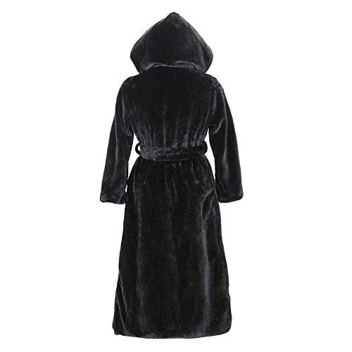 Mink Long Coat - 6