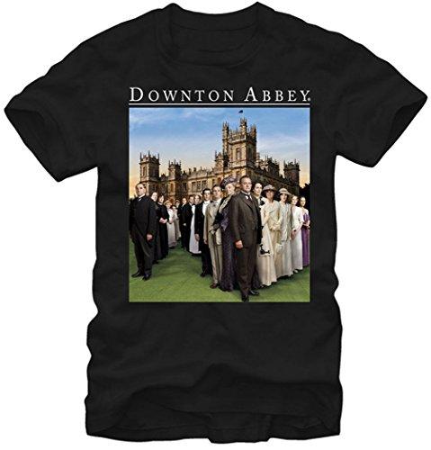 Downton Abbey - Family T-Shirt Size L
