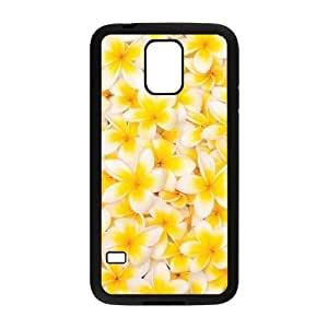 Red Hawaii Flower The Unique Printing Art Custom Phone Case for SamSung Galaxy S5 I9600,diy cover case ygtg605639