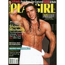 Too happens:) Jason brooks in playgirl magazine