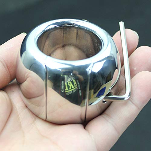 Massager F6022 Pendant Rings Casing Sleeve Ring Testicular Ball Stretcher Testicle Lock B2-2-117