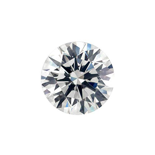 3/8 ct Round Brilliant Cut 4.30 mm G VS2 Loose Diamond Natural Earth-mined ()