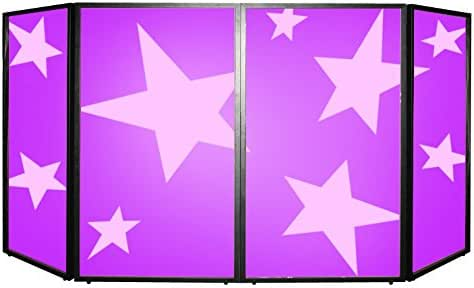 SS pantalla plegable Equinox para DJ plegable Fachada frontal DJ iluminación para discoteca cabina: Amazon.es: Instrumentos musicales