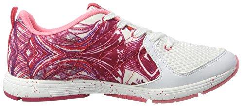 De Desigual Chaussures X Femme 2 1000 Blanco lite Running Entrainement P Blanc 0 rOrYqxC