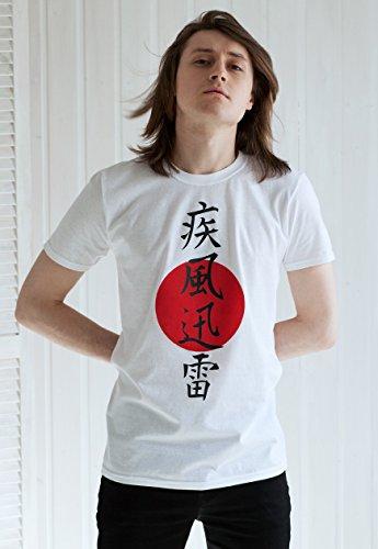 Strand ClothingHerren T-Shirt Weiß Weiß