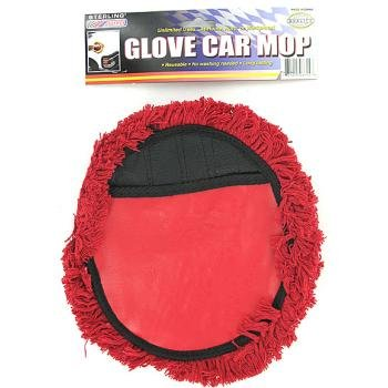 24 Glove Car Mop 8''