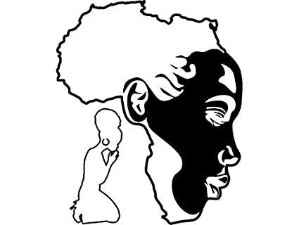 Amazon Com Evelyndavid Africa Continent African American Black