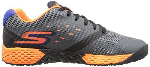 Orange Performance Charcoal Endurance Walking Train Skechers Go Men's 8w7CR0q