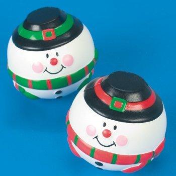 - SNOWMAN RELAXABLE BALLS (1 DOZEN) - BULK