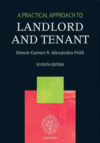 Download A Practical Approach to Landlord and Tenant Pdf