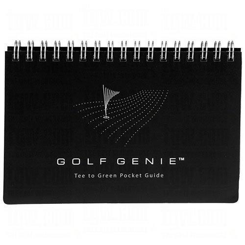 - Booklegger Golf Genie- Tee To Green Pocket Guide