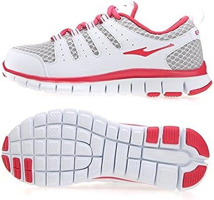 Erke – Pantalones de Senderismo Guantes, Unidad, Calle Zapatillas Running, Color Blanco, Talla 38 EU: Amazon.es: Zapatos y complementos