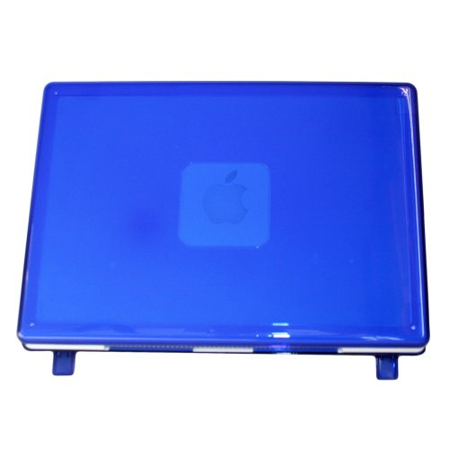 iPearl 13 Inch Hard Shell Case for MacBook A1181 (Blue)